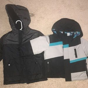 Toddler Boys and Infants Winter Coats